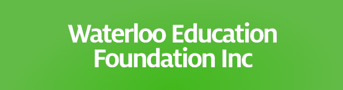 Waterloo Education Foundation Inc. (WEFI)